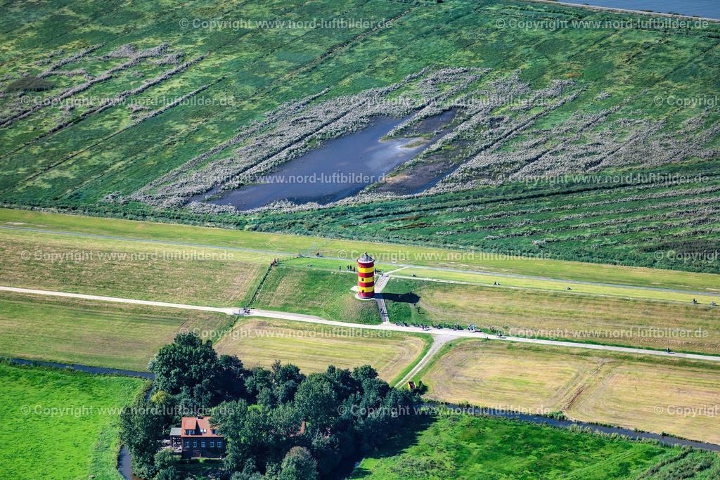 Pilsum_Leuchtturm_ELS_7470080921 | KRUMMHöRN 08.09.2021 Leuchtturm als historisches Seefahrtzeichen
