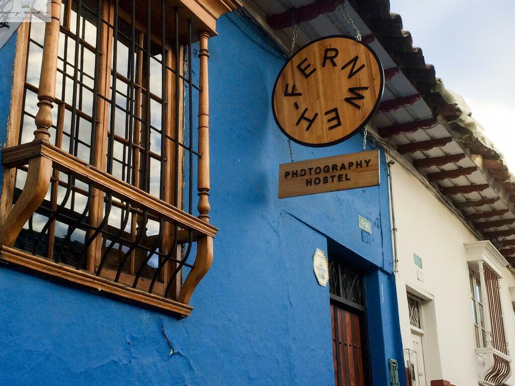 Columbia Bogota 16