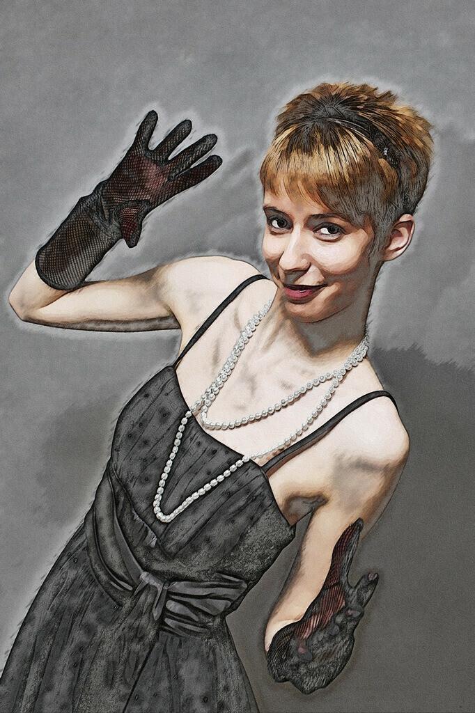 Handschuh Lady Bild 037