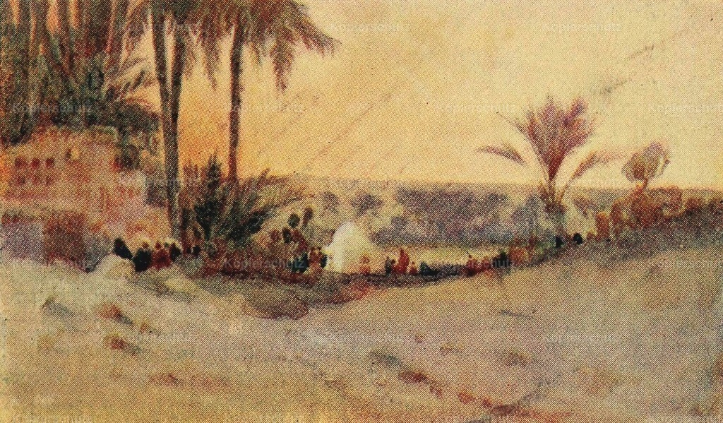 Lamplough_ A.O. (1877-1930) - Egypt _ how to see it 1907 - Arab village near Esneh