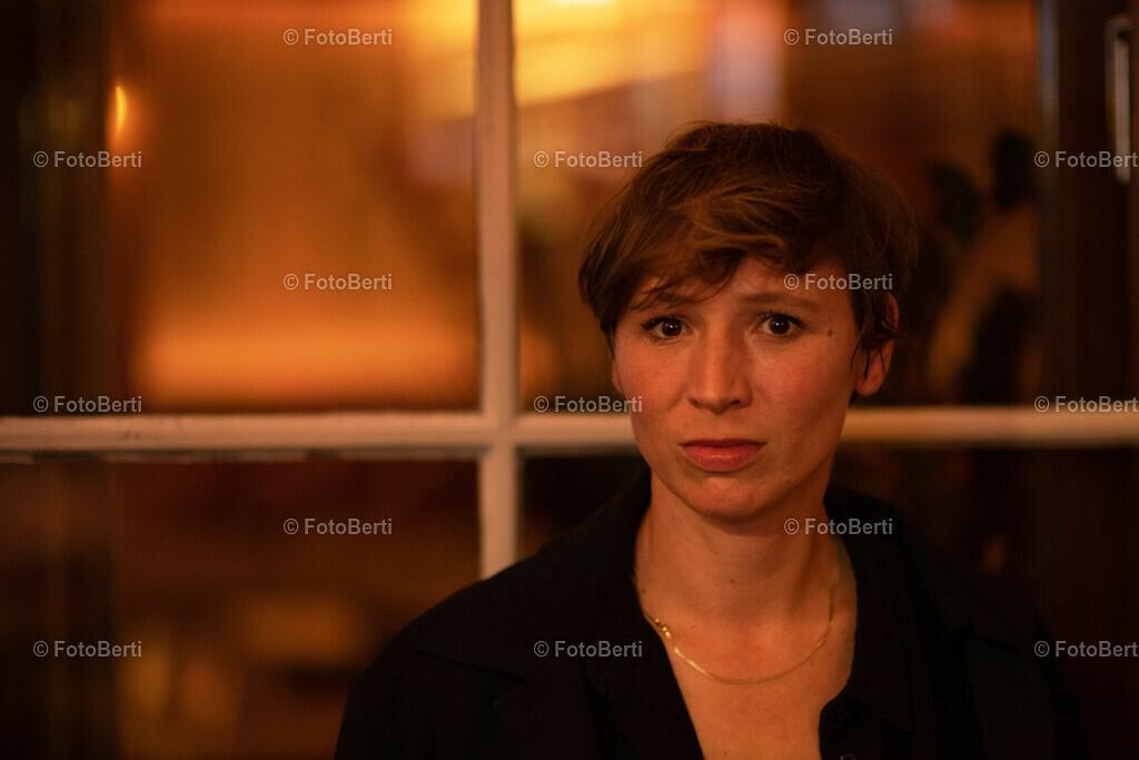Berlin-Premiere von LE PRINCE   Lisa Bierwirth (Regisseurin)