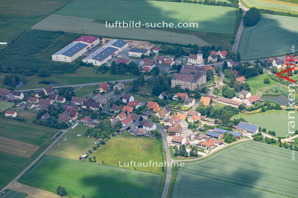breitenlohe-19-867 | aktuelles Luftbild von  Breitenlohe  - Luftaufnahme wurde 2019 von https://frankenair.de mittels Flugzeug (keine Drohne) erstellt.