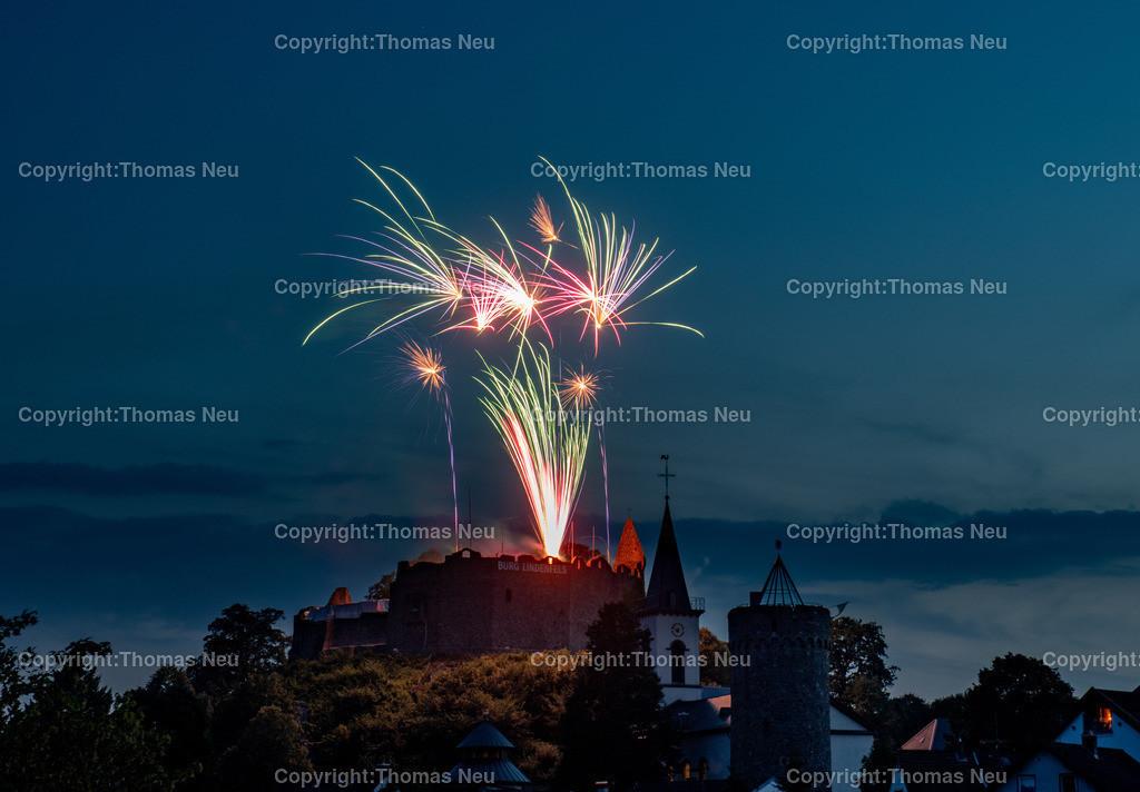 DSC_8525   Lindenfels, Burgfest Startschuss mit Lampionumzug und Feuerwerk, ,, Bild: Thomas Neu