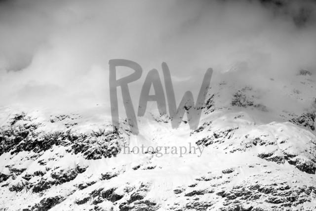 Blick Richtung Zenbächengletscher
