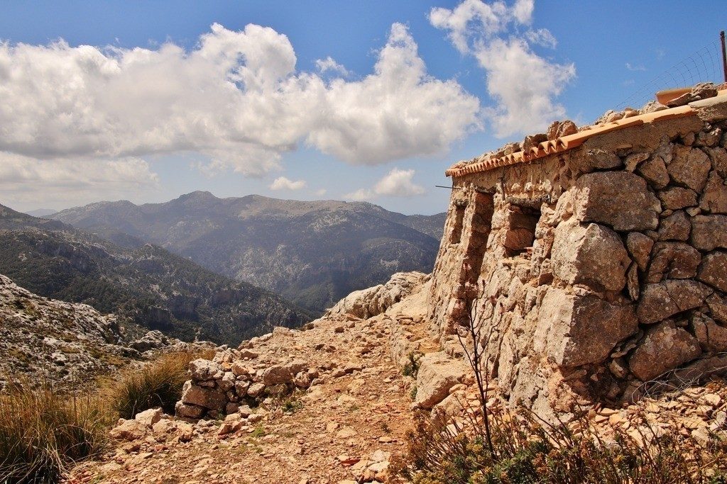 Mirador Xim Quesada | Schutzhütte beim Mirador Xim Quesada
