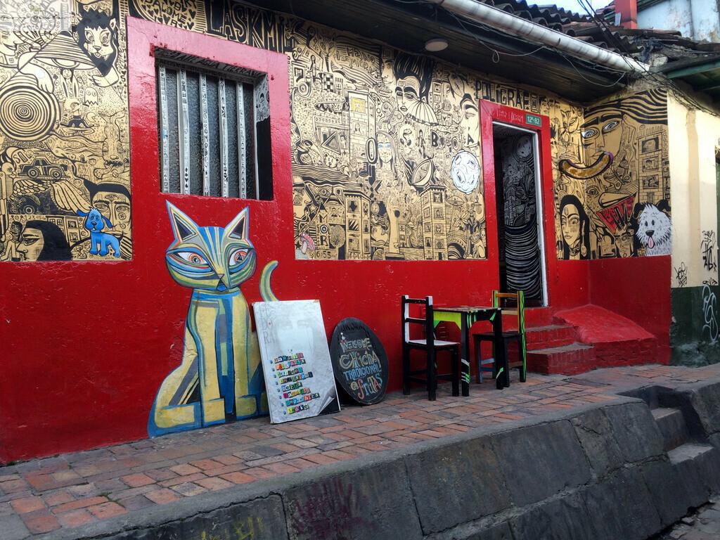 Columbia Bogota 10