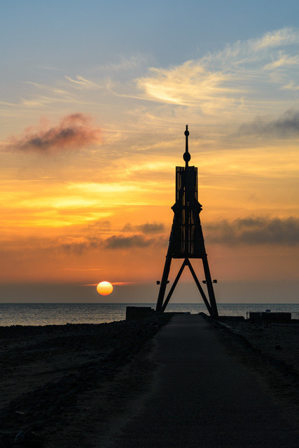 Cuxhaven Kugelbake   max. Größe bei 200dpi = 90x60cm