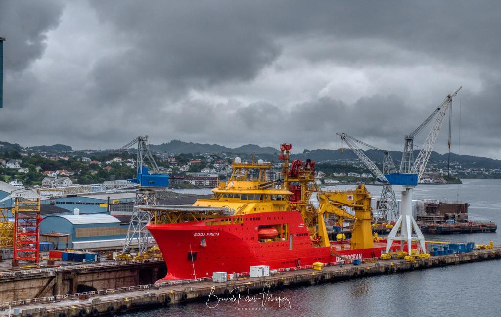 Haugesund Hafen