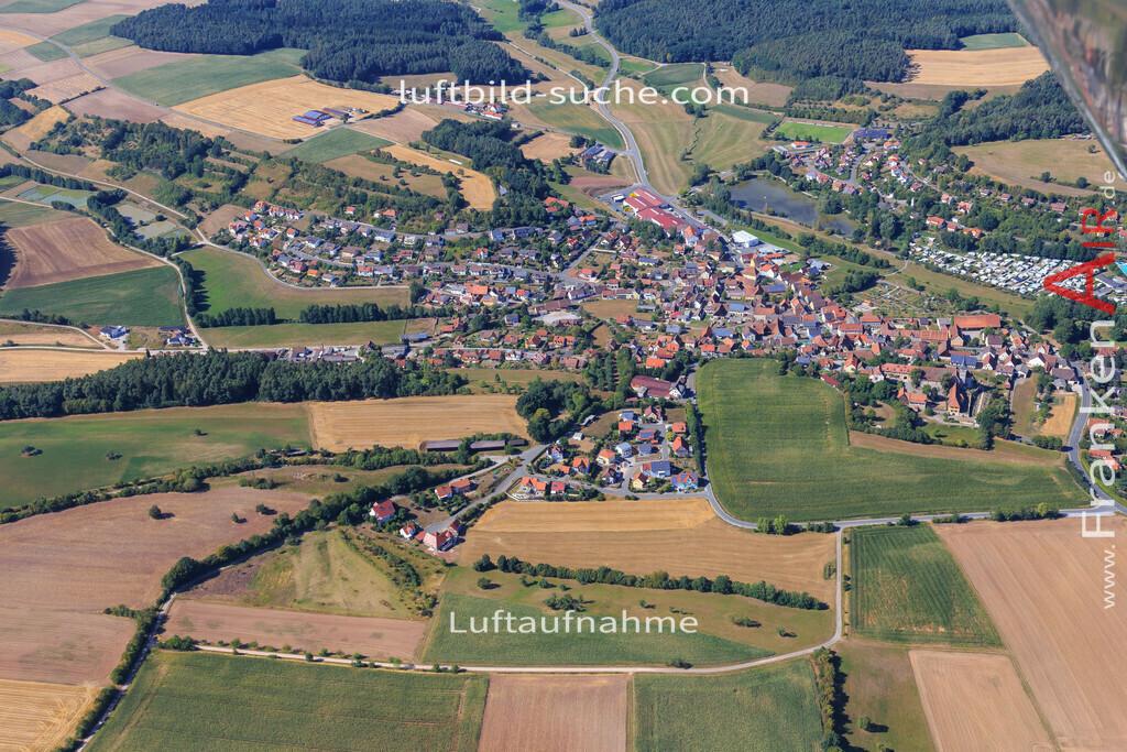 muechsteinach-2015-2227   Luftbild von  Muechsteinach - Luftaufnahme wurde 2015 von https://frankenair.de mittels Flugzeug (keine Drohne) erstellt - die Geschenkidee