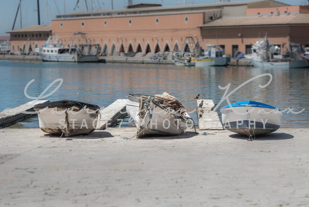 Fischerboot Palma
