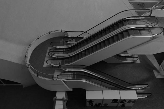 Vertigo | Im innern des Museu de les Ciències de València