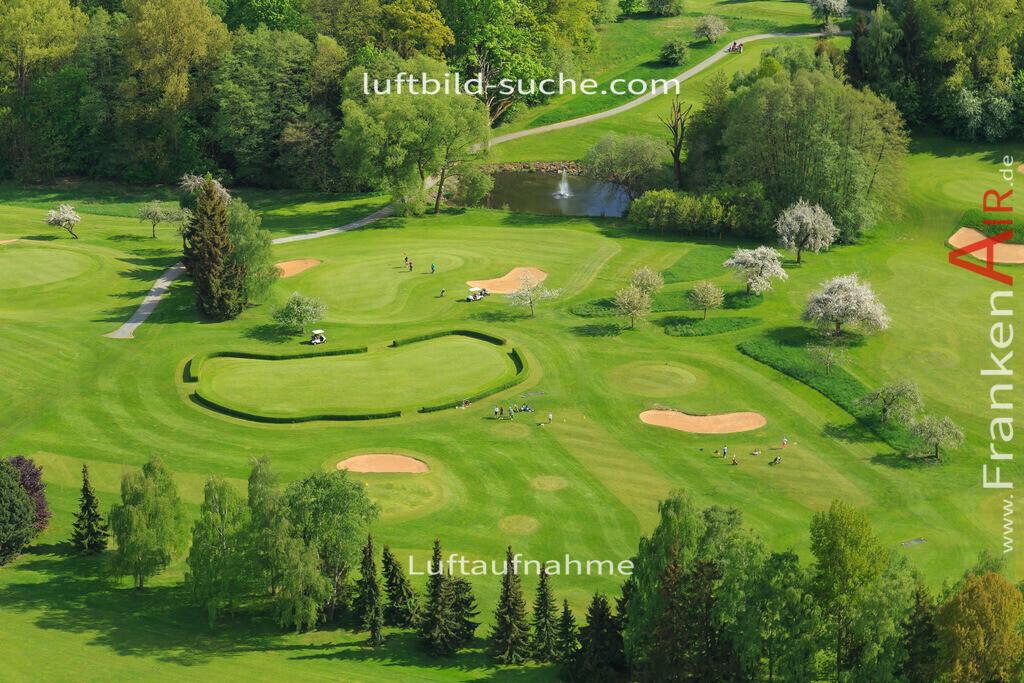 golfplatz-thurnau-2015-896 | Luftbild von Golfplatz Thurnau - Luftaufnahme wurde 2015 von https://frankenair.de mittels Flugzeug (keine Drohne) erstellt - die Geschenkidee