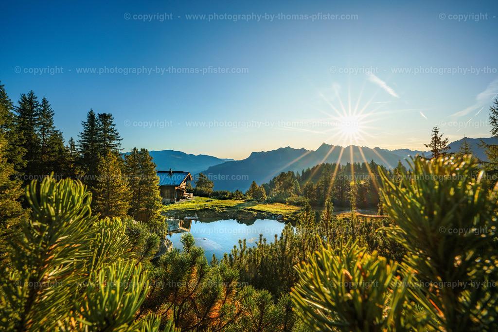 Penkensee Mayrhofen am Morgen-3