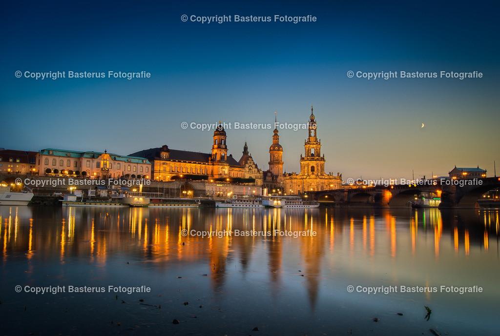 Dresden Altstadt Panorama