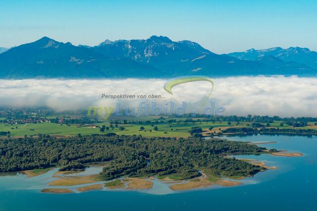 luftbild-chiemsee-achendelta-bruno-kapeller-14 | Luftaufnahme vom Chiemsee Achendelta