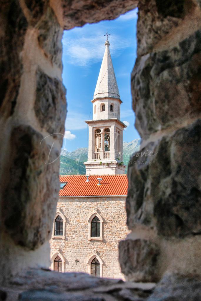 Budva   Die Altstadt von Budva