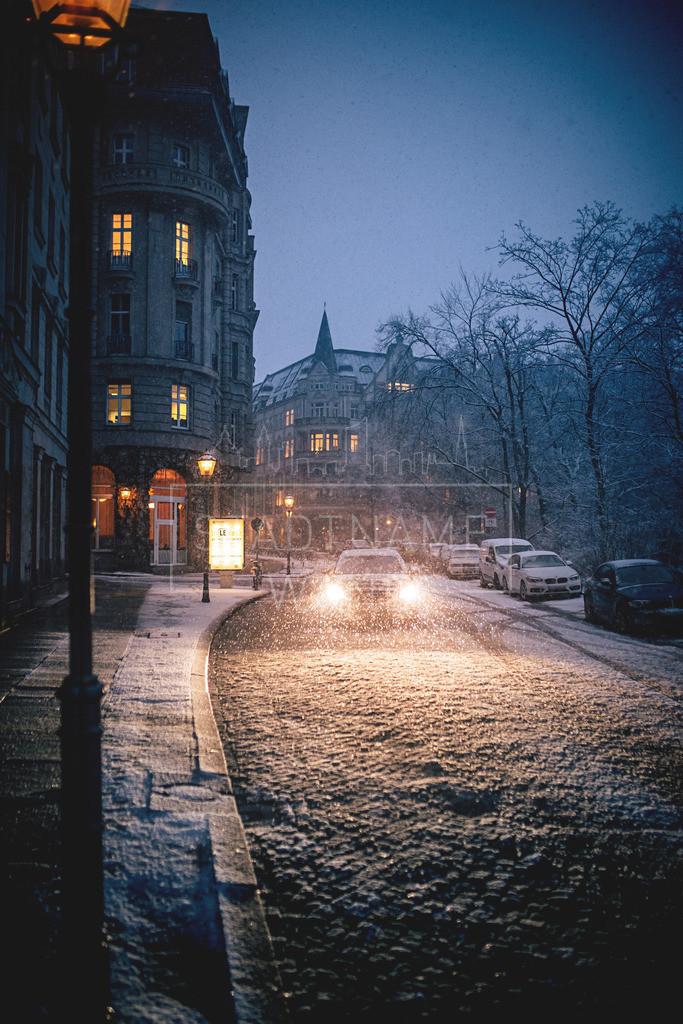 Winter Schnee Leipzig  (3)