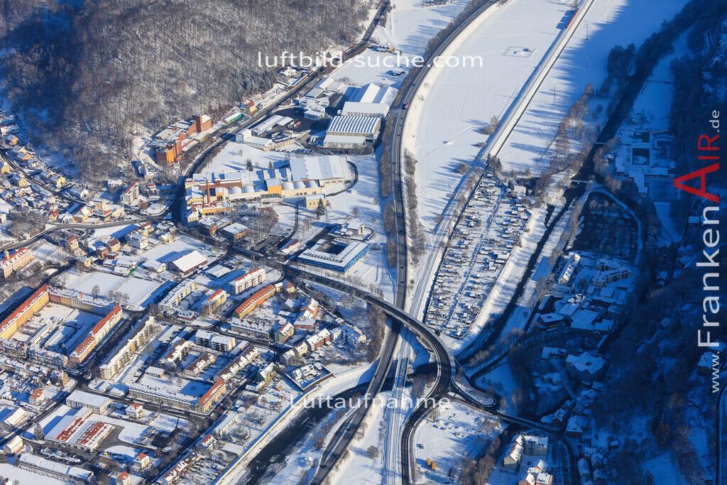 blaich-kulmbach-2016-1950 | Luftbild von Blaich Kulmbach - Luftaufnahme wurde 2016 von https://frankenair.de mittels Flugzeug (keine Drohne) erstellt - die Geschenkidee