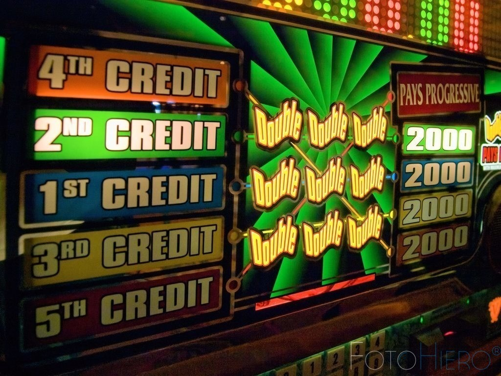 Spielautomat | Spielautomat in einem Casino in Las Vegas