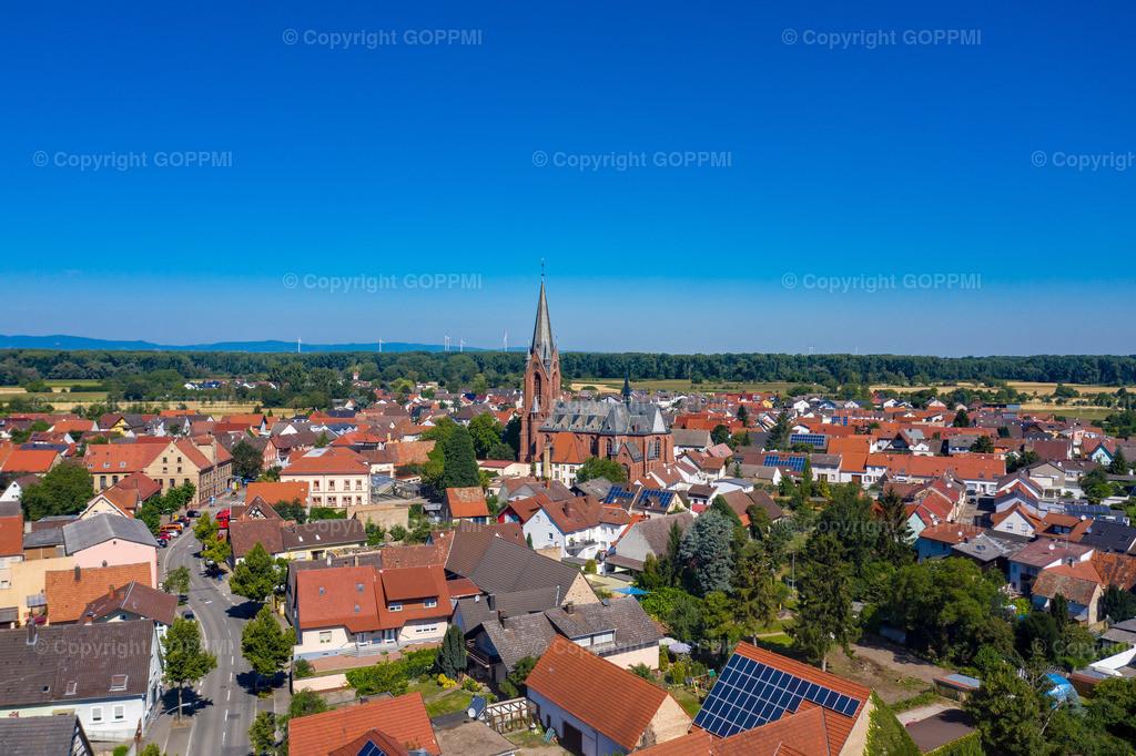 Nr. 53 Kirche Rheinsheim DJI_0880