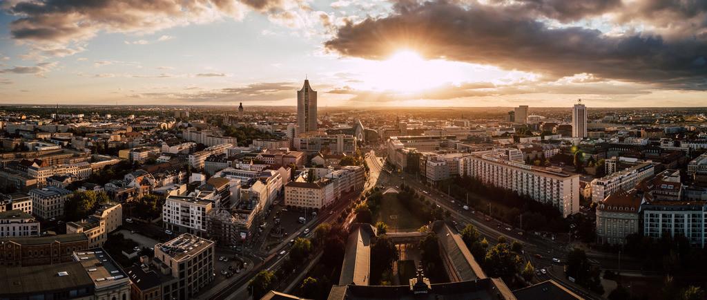 Leipzig 2020 Sommer