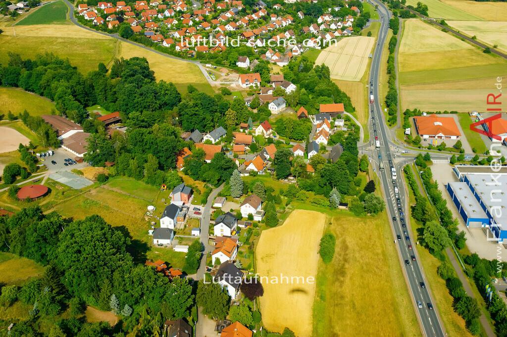 burghaig-kulmbach-2008-97 | Luftbild von Burghaig Kulmbach - Luftaufnahme wurde 2008 von https://frankenair.de mittels Flugzeug (keine Drohne) erstellt - die Geschenkidee