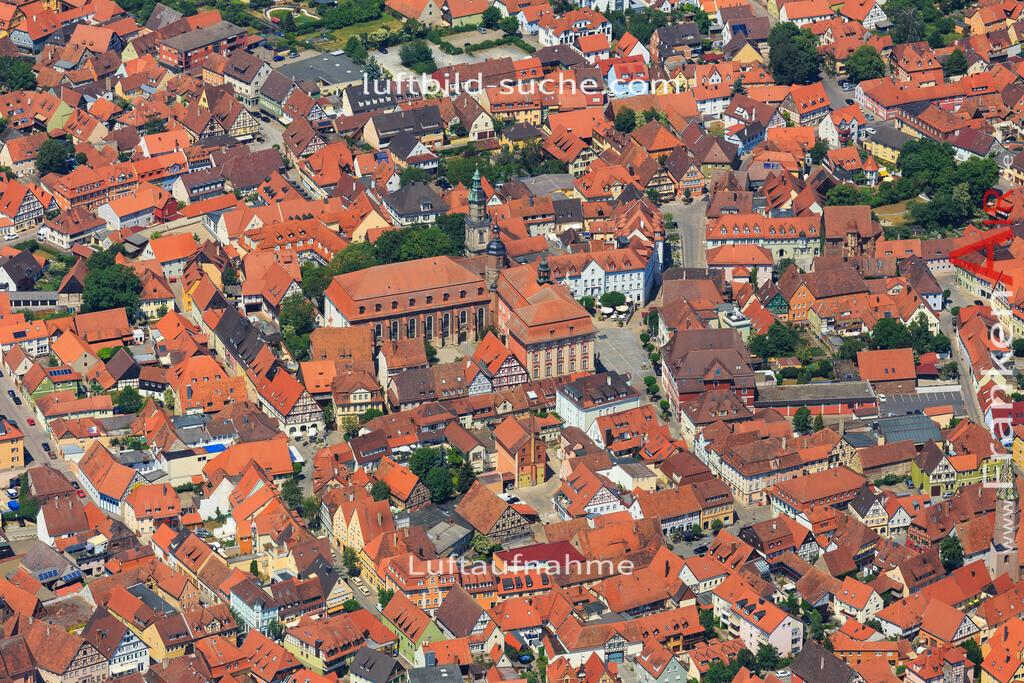 bad-windsheim-2015-1607   Luftbild von  Bad-windsheim - Luftaufnahme wurde 2015 von https://frankenair.de mittels Flugzeug (keine Drohne) erstellt - die Geschenkidee