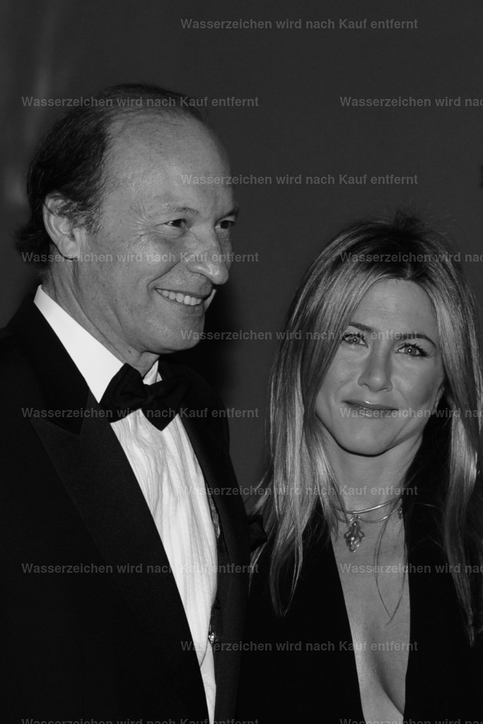 Didier Picquot & Jennifer Aniston | Didier Picquot & Jennifer Aniston