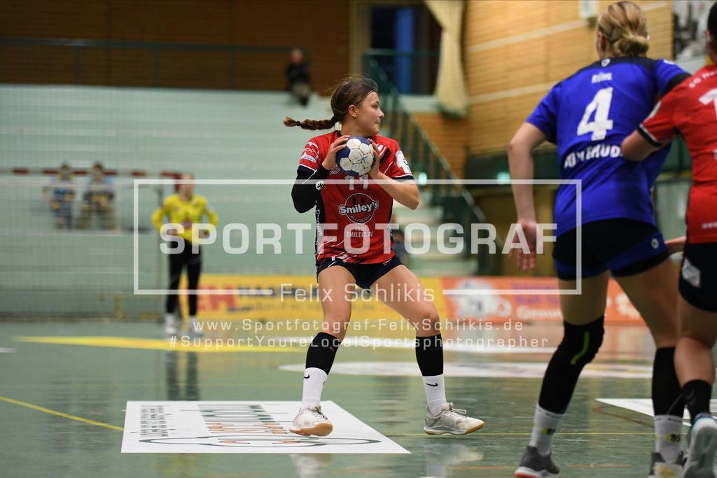 Handball I Bundesliga-Quali (wjA) I  Buxtehuder SV (wjA)- SG Hamburg-Nord I 11.10.2020_00040 | ; Jugend Bundesliga (wjA) I Buxtehuder SV (wjA)- SG Hamburg-Nord am 11.10.2020 in Buxtehude  (Sporthalle Kurt-Schuhmacher Strasse), Deutschland