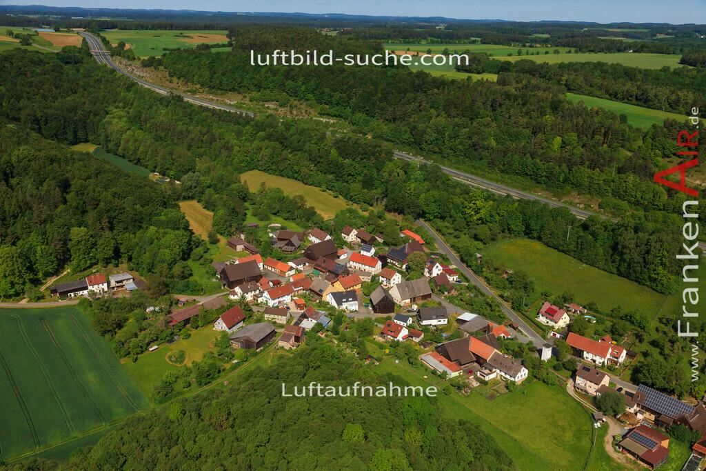 menchau-thurnau-2014-2966 | Luftbild von Menchau Thurnau - Luftaufnahme wurde 2014 von https://frankenair.de mittels Flugzeug (keine Drohne) erstellt - die Geschenkidee