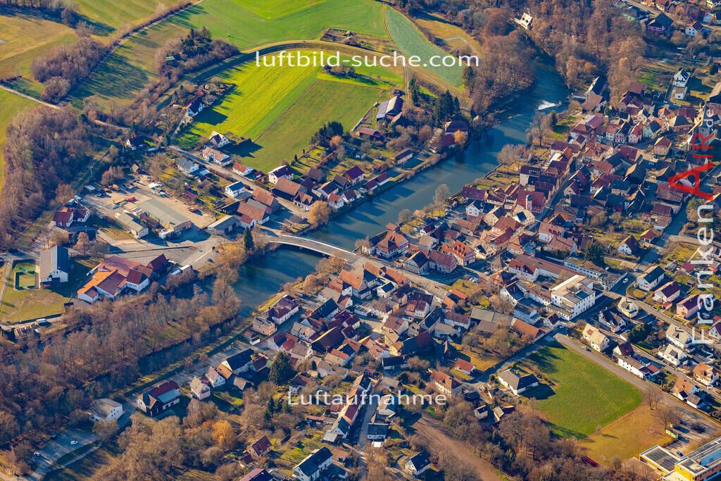 marktzeuln-19-32 | aktuelles Luftbild von  Marktzeuln - Luftaufnahme wurde 2019 von https://frankenair.de mittels Flugzeug (keine Drohne) erstellt.