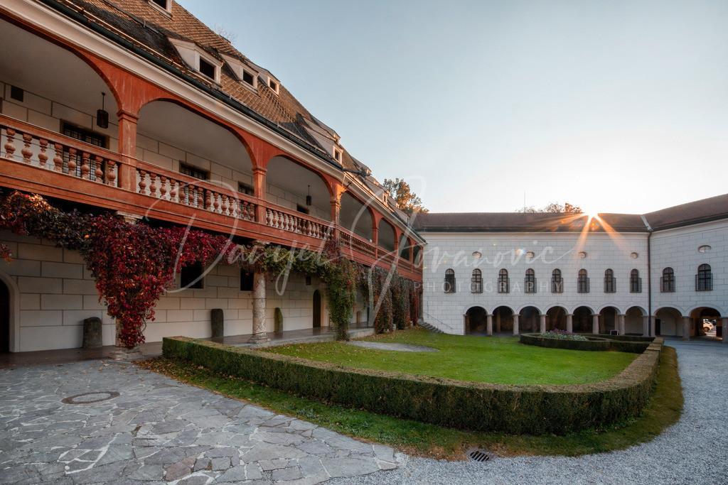 Schloss Ambras | Herbst im Schloss Ambras