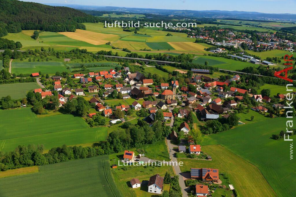 berndorf-thurnau-2014-759 | Luftbild von Berndorf Thurnau - Luftaufnahme wurde 2014 von https://frankenair.de mittels Flugzeug (keine Drohne) erstellt - die Geschenkidee