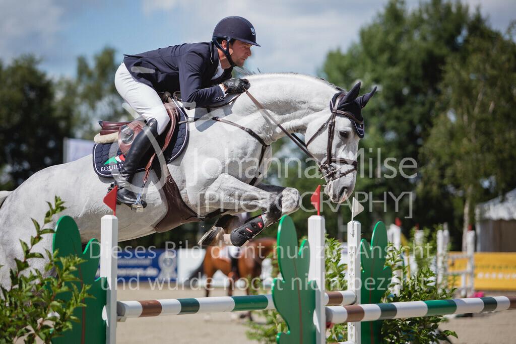 200726_Wohlde_M2-Springen-178 | Late Entry Wohlde Pedersen Sporthorses 26.07.2020 Springprüfung Kl. M** 7jährig + ält. Pferde