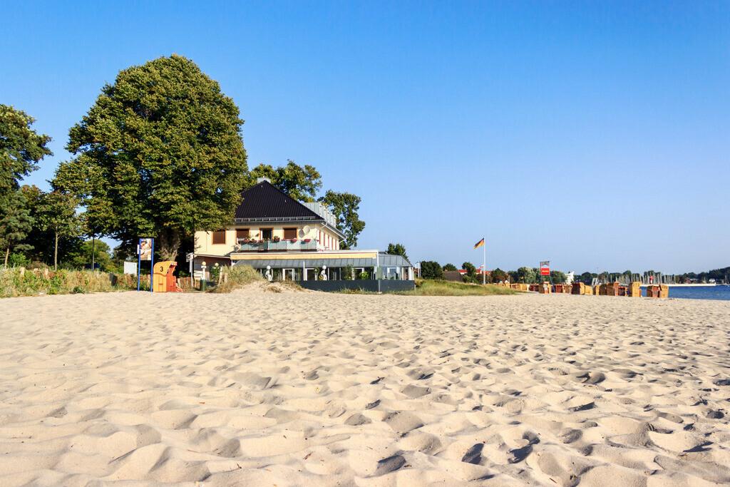 Strand in Eckernförde | Sandstrand in Eckernförde