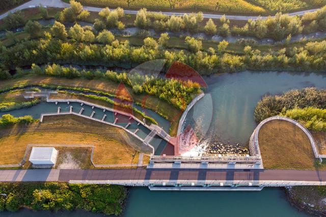 Fischaufstieg Au an der Donau