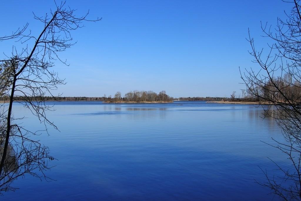 Mandichosee | Der Mandichosee bei Königsbrunn