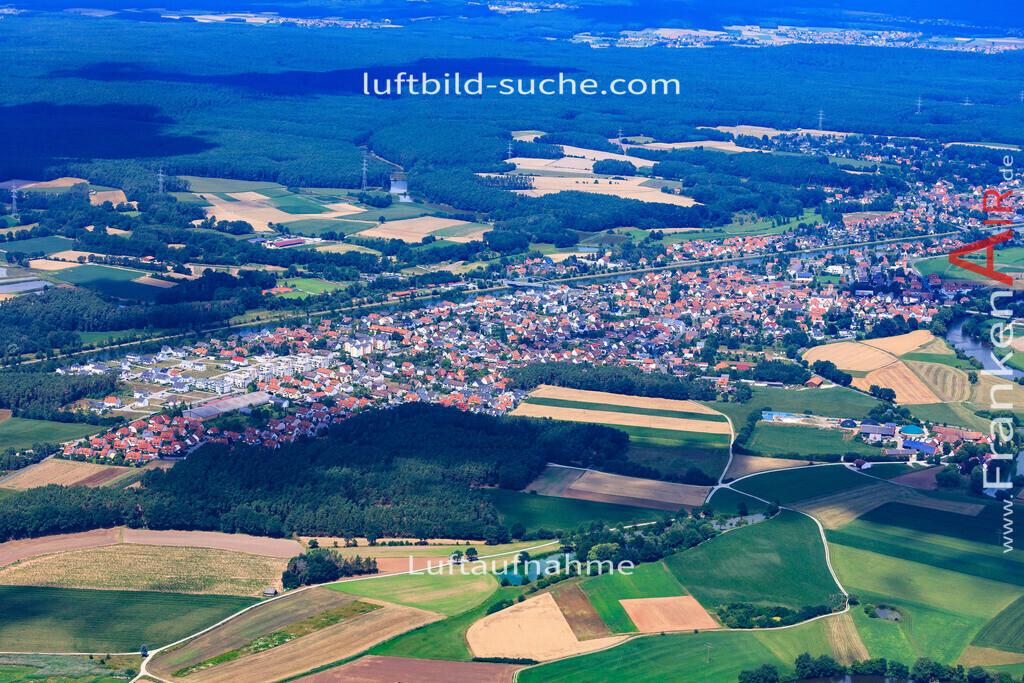 luftbild-moehrendorf-17-4860 | Luftbild von  Moehrendorf - Luftaufnahme wurde 2017 von https://frankenair.de mittels Flugzeug (keine Drohne) erstellt - die Geschenkidee