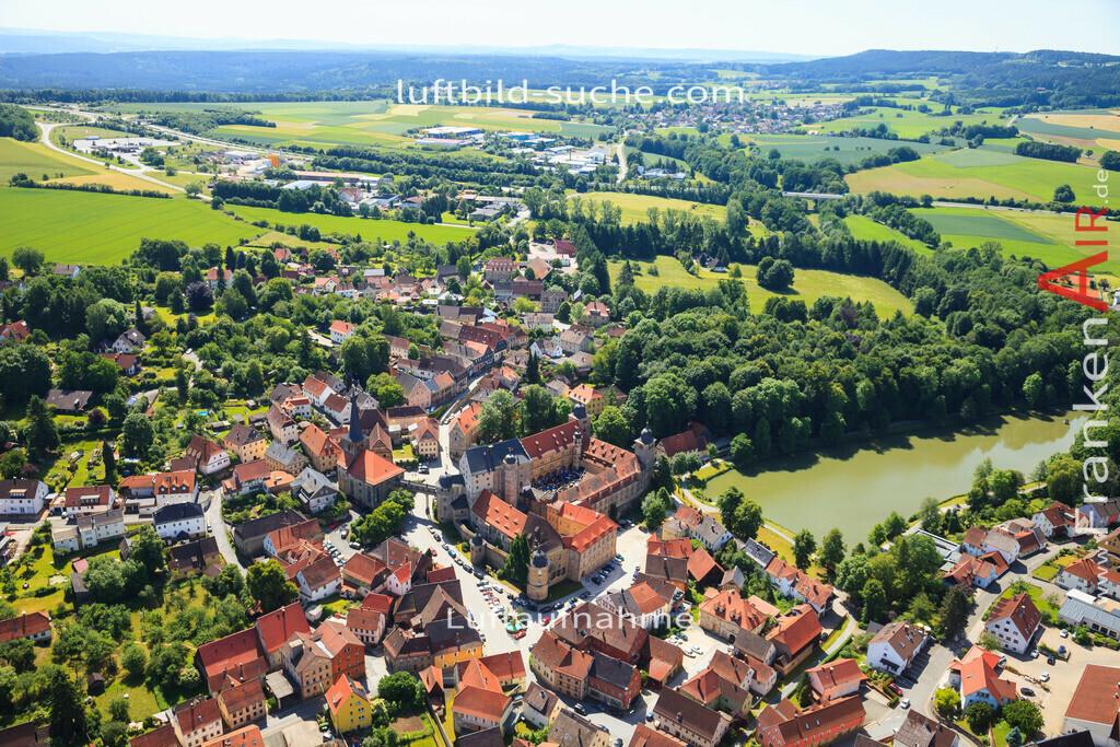 luftbild-thurnau-2014-3003   Luftbild von  Thurnau - Luftaufnahme wurde 2014 von https://frankenair.de mittels Flugzeug (keine Drohne) erstellt - die Geschenkidee