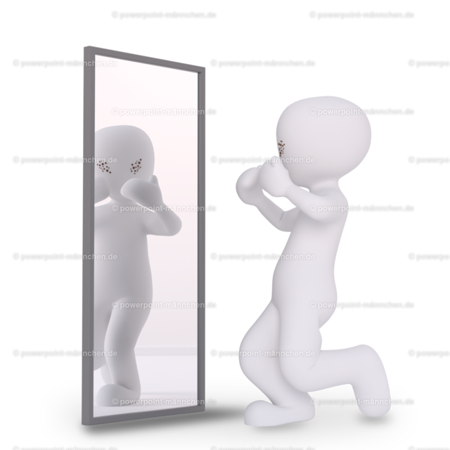 look at yourself in the mirror   look at yourself in the mirror