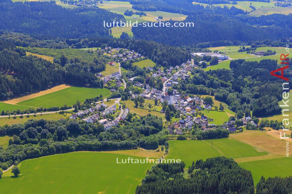 grafengehaig-2016-3676   Luftbild von  Grafengehaig - Luftaufnahme wurde 2016 von https://frankenair.de mittels Flugzeug (keine Drohne) erstellt - die Geschenkidee