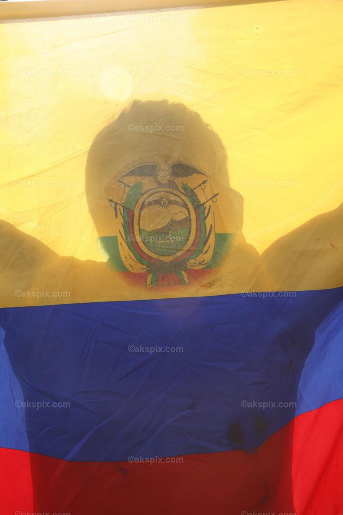 Ecuador - Falgge