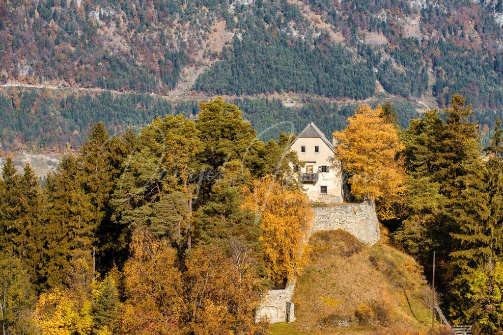 Burg Vellenberg | Die Burgruine Vellenberg befindet sich in Götzens