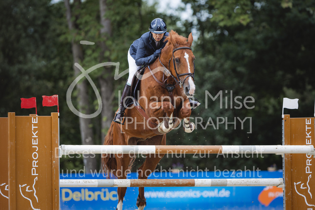 210822_Delbrueck_GroßerPreis-322 | Delbrück Masters 2021 22.08.2021 Großer Preis Springprüfung Kl. S* mit Stechen