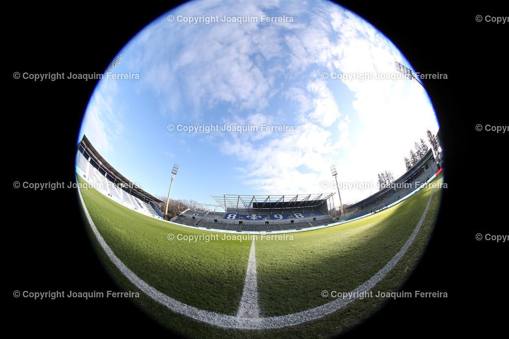 191221svdvshsv_0013 | 21.12.2019 Fussball 2.Bundesliga, SV Darmstadt 98-Hamburger SV emspor, despor  v.l.,  Innenansicht Merckstadion am Böllenfalltor, Gegentribuene    (DFL/DFB REGULATIONS PROHIBIT ANY USE OF PHOTOGRAPHS as IMAGE SEQUENCES and/or QUASI-VIDEO)