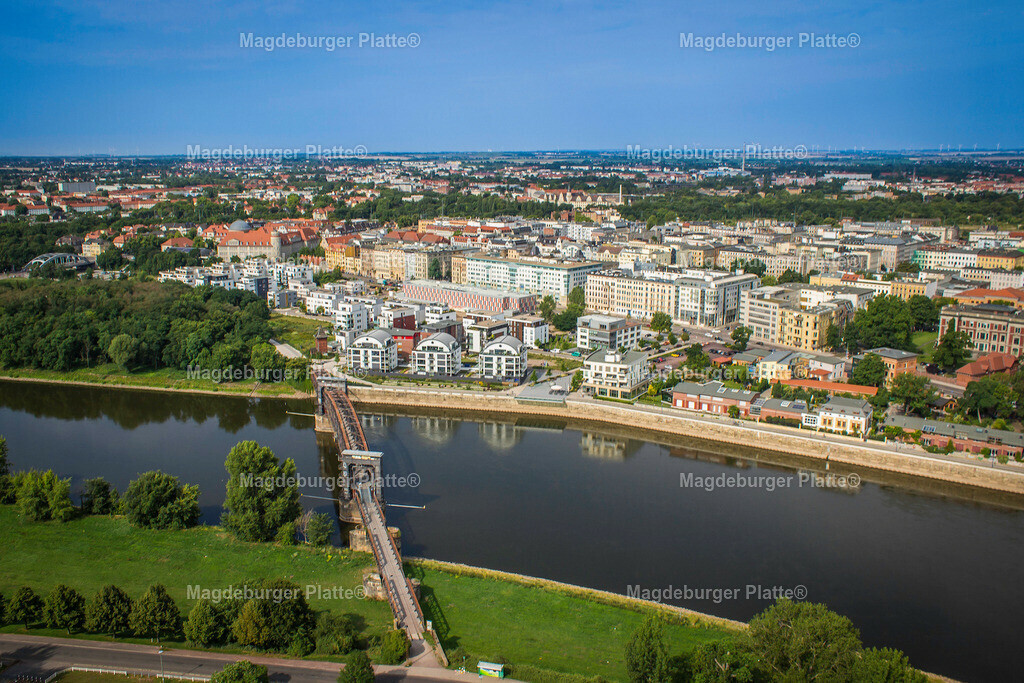 Luftbild Magdeburg City Dom-5364 2