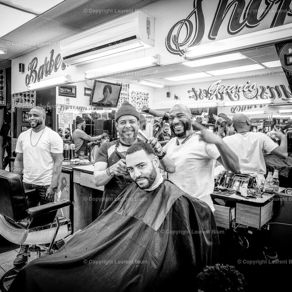 Brooklyn Finest / Barber Shop / Brooklyn / Bushwick / Photo: Blum L. | Brooklyn Finest / Barber Shop / Brooklyn / Bushwick / Photo: Blum L.