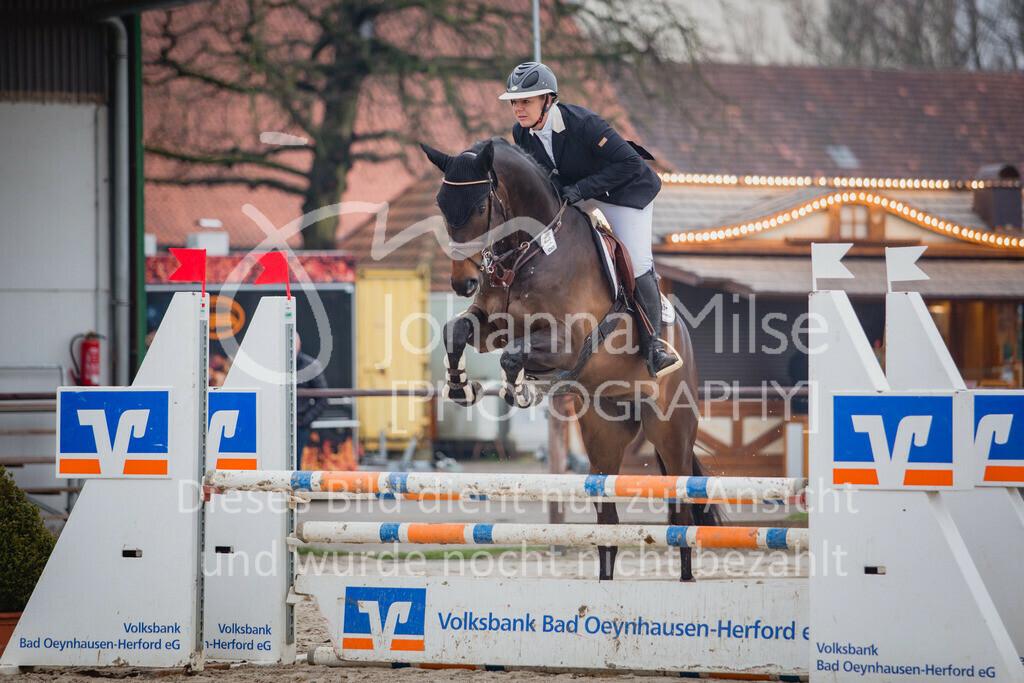 190404_Frühlingsfest_Sprpf-A-126 | Frühlingsfest Herford 2019 Springpferdeprüfung Klasse A**