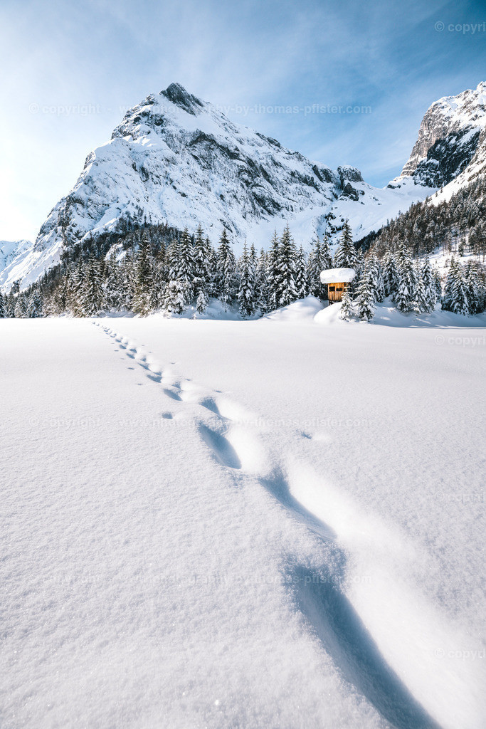Falzthruntal Achensee Winter-1