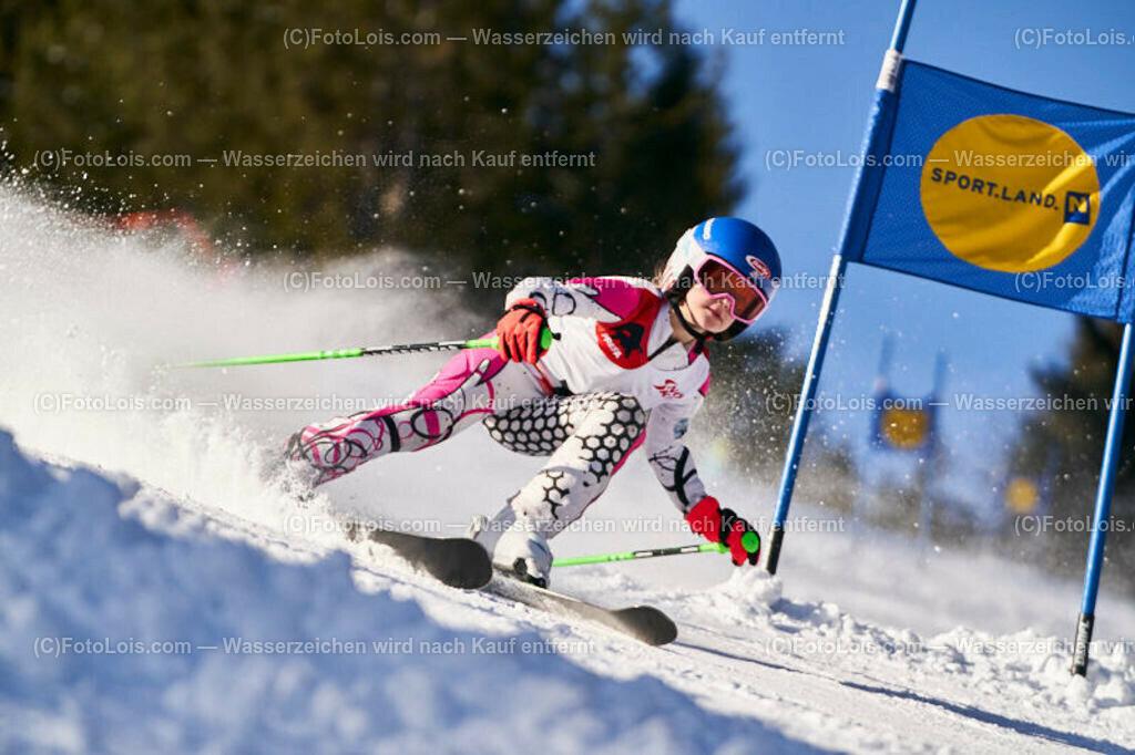 0097_KinderLM-RTL-I_Trattenbach_Zickbauer Christina | (C) FotoLois.com, Alois Spandl, NÖ Landesmeisterschaft KINDER in Trattenbach am Feistritzsattel Skilift Dissauer, Sa 15. Februar 2020.